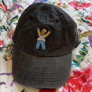 NWOT Cotton-on Simpson's adjustable hat.